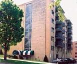 Haase Towers, North Carroll Street, Madison, WI