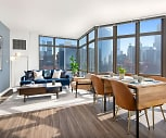 Floor-to-Ceiling Windows, Echelon Chicago
