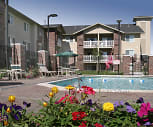 Senior Living Coventry Cove Apartments 55+, Riverton High School, Riverton, UT