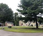 The Ledges, University of New England, ME