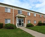 Northgate Manor Apartments, Arcadia Middle School, Rochester, NY