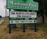 Madison Park Apartments, Rexburg, ID
