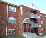 Greenbank Manor Apartments, Delcastle Technical High School, Wilmington, DE