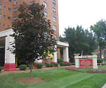 The Meridian Shoreland Apartments, North Side, Indianapolis, IN
