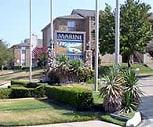 Property Sign, Marine Creek