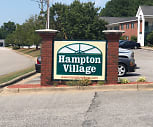 Hampton Village Apartments, Nash Central Middle School, Nashville, NC
