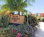 Palm Terrace, John F Kennedy University, CA