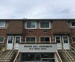 Winter Hill, Mary Ellen Henderson Middle School, Falls Church, VA