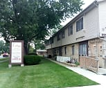 Lodge Apartments, The, Parkmoor Elementary School, Columbus, OH