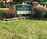 Rumsey Terrace, Hedgesville High School, Hedgesville, WV