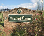 Stratford Manor, Arthur F Smith Middle Magnet School, Alexandria, LA