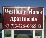 Westbury Manor Apartments, 77085, TX