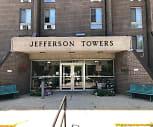 Jefferson Towers, Lincoln Park Elementary School, Norton Shores, MI