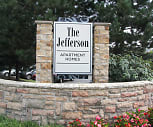 Community Signage, The Jefferson