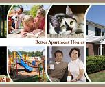 La Deara Crest Estates, Hanes Magnet School, Winston-Salem, NC