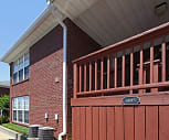 Building, Willow Oaks Apartments