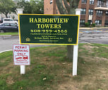 Harborview Towers, 02748, MA