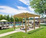 Pool, Poplar Terrace