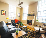 Living Room, Lofts At Mill West
