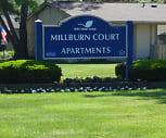 Millburn Court, Centerville High School, Centerville, OH