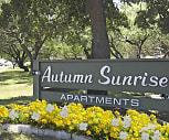 Autumn Sunrise, Airline Road, Corpus Christi, TX