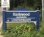 Hazlewood Apartments, Hazleton Area High School, Hazleton, PA