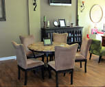 Dining Room, Towne Oaks