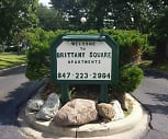 Brittany Square Apartments, Grayslake Middle School, Grayslake, IL