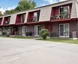 Building, Opechee Garden Apartments