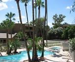 Oracle Palms Apartments, Rio Vista Elementary School, Tucson, AZ