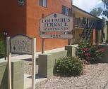 Columbus Terrace Apartments, Roberts Naylor K 8 School, Tucson, AZ