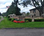 Whitney Court, Congregation B'Nai Moshe School, West Bloomfield, MI