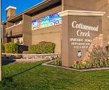 Community Signage, Cottonwood Creek