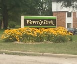 WAVERLY PARK APARTMENTS, Holt High School   North Campus, Holt, MI