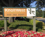 Knoll West Apartments, West Middle Sylvan Middle School, Portland, OR