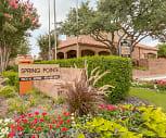Spring Pointe Apartments, Galatyn Park Station - DART, Richardson, TX