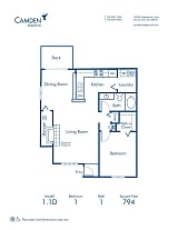Camden Sedgebrook Apartments Huntersville Nc 28078
