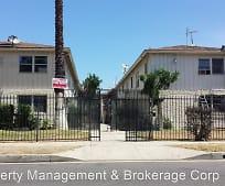 14735 Blythe St, Cal Burke High School, Panorama City, CA