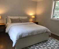 Bedroom, 4436 Q St NW