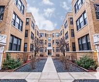 Building, 2155 W Ainslie St