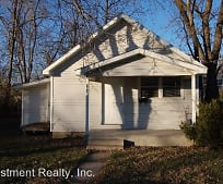 Building, 705 Arkansas Ave