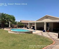 Pool, 496 S Sweet Ridge Dr