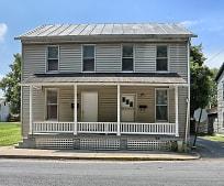 Building, 133 N Front St