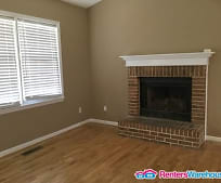 Living Room, 6041 Antioch Ct