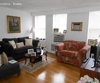 Living Room, 23 Fleet St