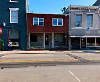 Building, 207 Harrison Ave