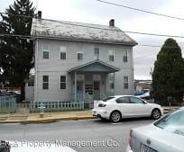 Building, 717 Monroe St