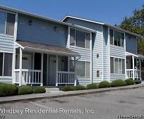 Building, 891 SE Ilwaco Alley