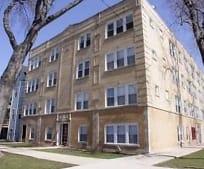 Building, 4201 N Sawyer Ave