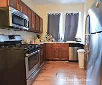 Kitchen, 450 Meridian St